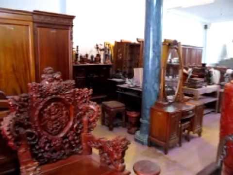 25-3-2011,Đài tiếng nói Việt Nam phỏng vấn Đồ gỗ mỹ nghệ Đức Hiền