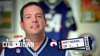 Patriots fans talk about leaving last season's Super Bowl early | NFL Countdown | ESPN
