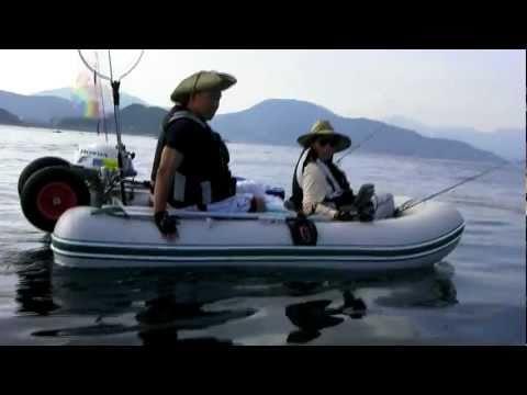 Hình ảnh trong video オノテックマリン 2馬力ボート 6月