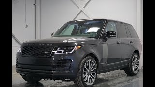 2018 Range Rover Supercharged Facelift - Walkaround in 4K