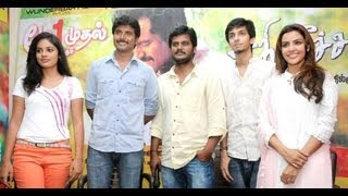 Ethir Neechal Movie Press Meet
