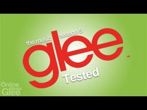 Glee - Addicted To Love [FULL HD STUDIO]