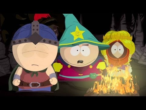 South Park The Stick of Truth - E3 2012 Gameplay & Trailer HD, Follow me on Twitter: http://www.twitter.com/MichaelXE Subscribe to my back-up channel: http://www.youtube.com/user/MSXGamiing South Park The Stick of Truth ...