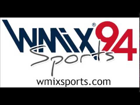 WMIX Sports: Mt. Vernon Rams Baseball at Centralia Orphans - 2014
