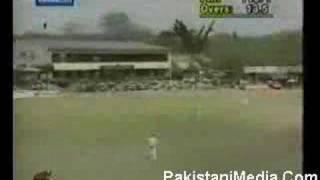 Shahid Afridi's Fastest Century