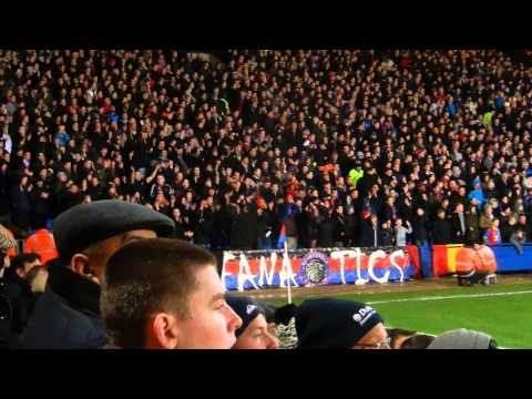 Crystal Palace - Hull City 28.01.2013 Pride of South London