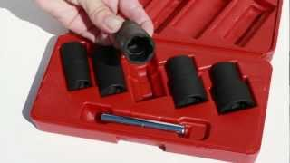 Access Tools Easy Off Twist Socket Set (EO) Remove
