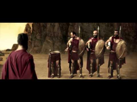 300 Spartans Turkish Mockery Advertisement - Turkcell 3,5 Spartans