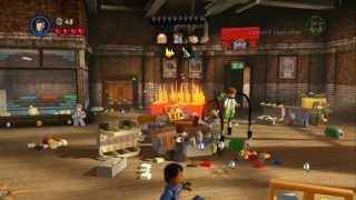 LEGO Marvel Super Heroes Deadpool Bonus Mission #1
