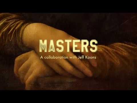 Masters, Kolaborasi Louis Vuitton bersama Jeff Koons