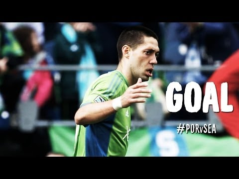 GOAL: Clint Dempsey notches his second | Portland Timbers vs. Seattle Sounders