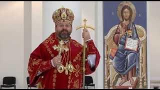 Пастирське послання Блаженнішого Святослава з нагоди відновлення Акту посвяти України під Покров Пресвятої Богородиці
