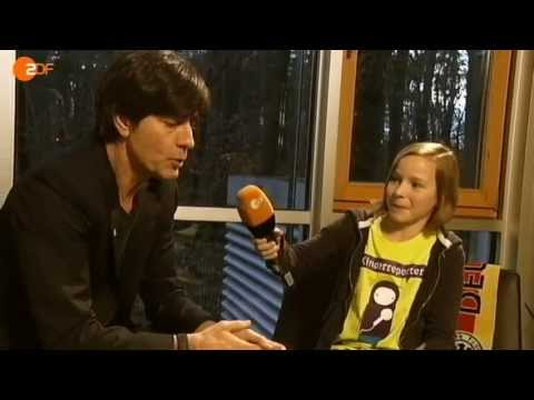 Joachim Löw im logo! Interview, 25.02.2012