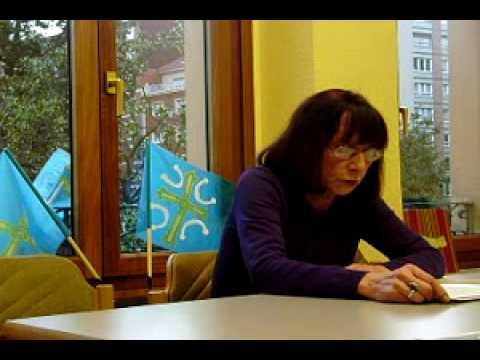 Xunta d'Escritores 2010 Helena Trexu