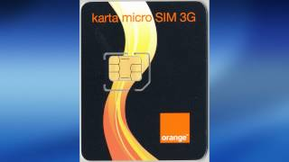 Orange Wymiana Karty SIM Na Micro SIM