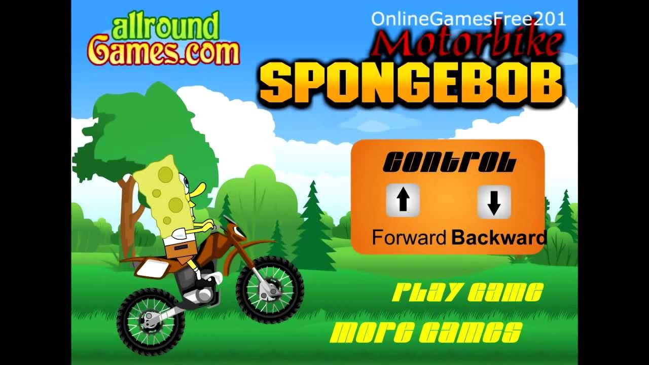 spongebob squarepants 500 free games
