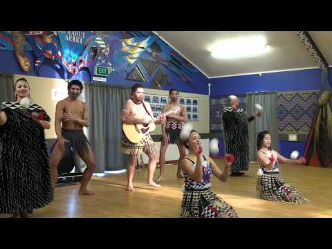Maori Culture Experiences New Zealand - Part 6 Maori Dancing