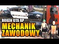 ROXEN GTA RP | MECHANIK ZAWODOWY | Funny Moments