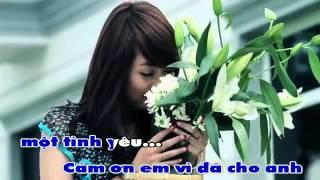 Cầu Vồng Sau Mưa - Cao Thái Sơn Karaoke Beat gốc.mp4 - YouTube
