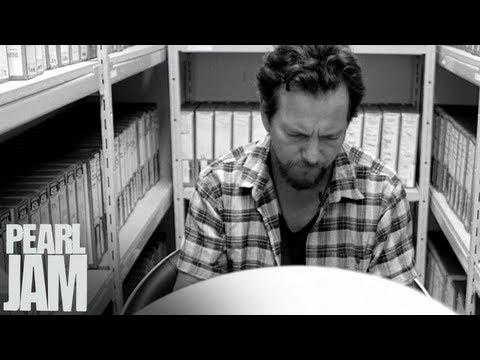 Pearl Jam - Magazine cover