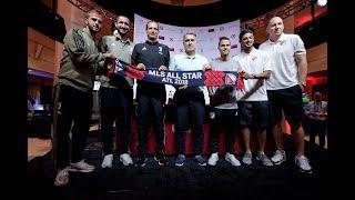 DAY 7 | Juventus prepare for MLS All-Star game | #CONTAJUS