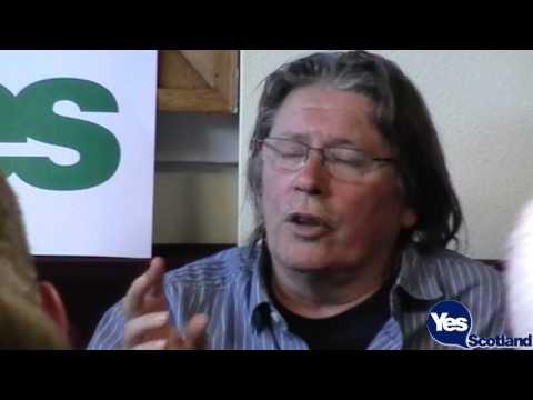 An Evening with Derek Bateman - Scottish Independence Debate - Yes Scotland