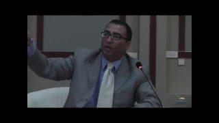 ندوة: ثقافة المجتمع العربي بين الكتاب المطبوع والإعلام الإلكتروني