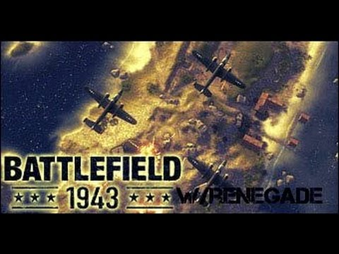 Battlefield 1943 Ole' Multiplayer pt. 1
