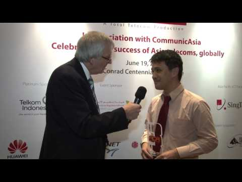Project of the Year for ACA 2014 went to SingTel for Singapore Government G-Cloud