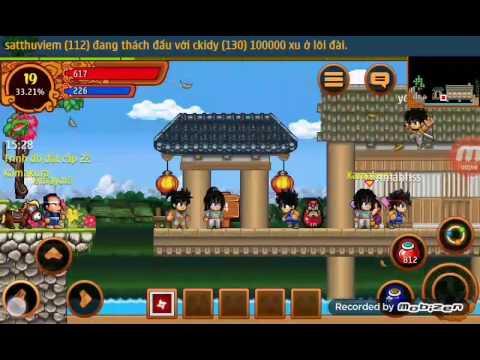 Ninja shool:cách xóa điểm hiếu chiến