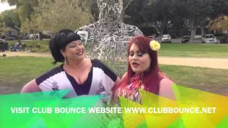 Plus Size Models Review Club Bounce Lisa Marie Garbo BBW