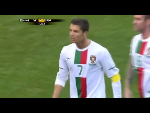 Great Short By Ronaldo But Bad Luck