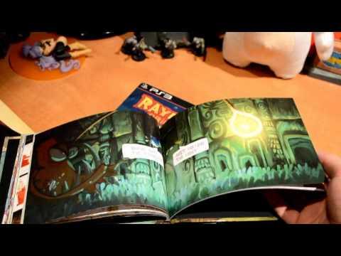 Видео распакуйка и фотобзор коллекционного издания (PS3, ND)