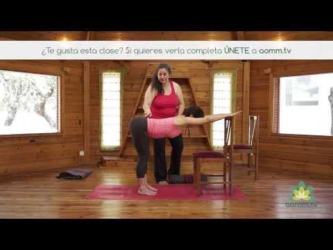 Yoga online - Terapia para dolores de espalda