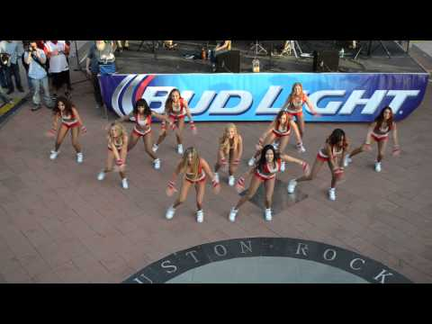 Houston Rockets Power Dancers 2013-14