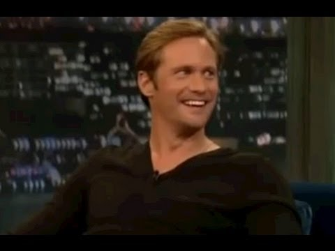 Alexander Skarsgard Funny Moments
