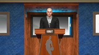 NBA 2K14 Next Gen MyGM Mode- Ep.3: Tanking For Andrew