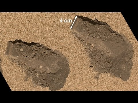 Mars Rover Curiosity Finds Water (H20) on Planet Mars! | NASA Finds