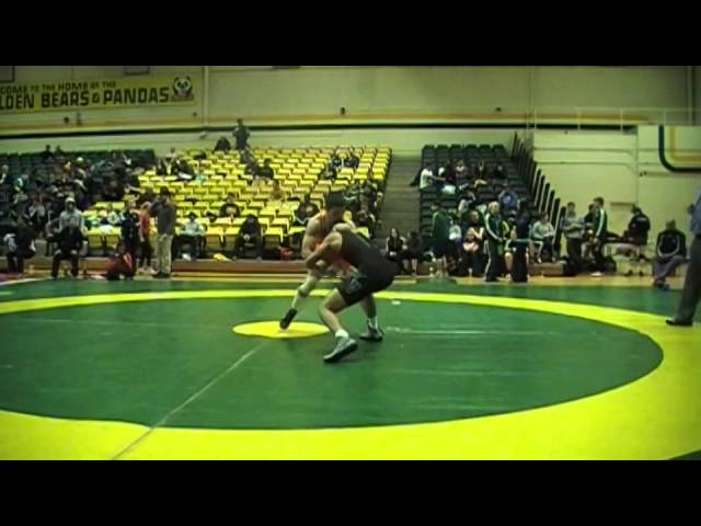 2014 Golden Bear Invitational: 61 kg Jory Wutzke vs. Rahit Thandi