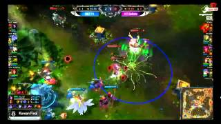 [Season 3 Korea Regional Finals] [Game 4] SKT T1 vs KT Bullets [07.09.2013]