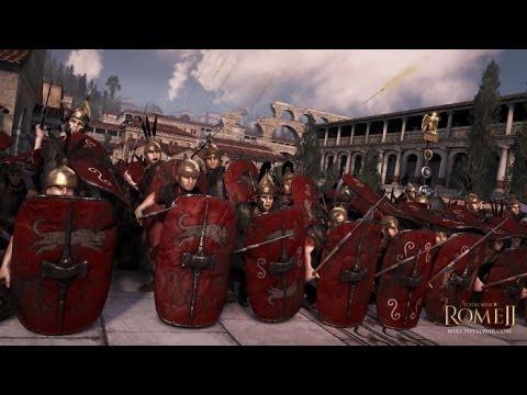 Total War Rome 2: Campagna con Roma Parte 7 HD - Inizia la Guerra Punica