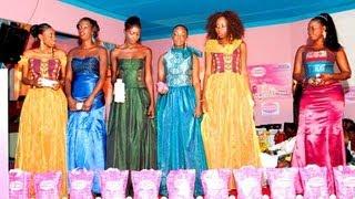 Miss Senegal Italie 2013.