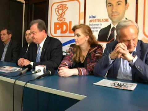 Vasile Blaga despre Traian Basescu