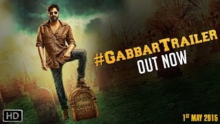 Gabbar Is Back Official Trailer HD Starring Akshay