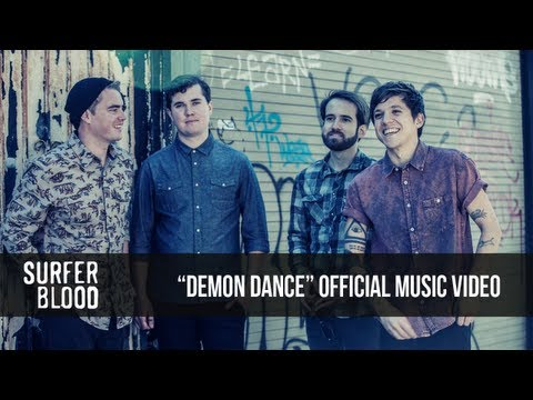 Surfer Blood - Demon Dance [Official Video]