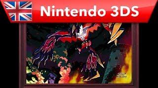 How To Draw Yveltal Pokemon Art Academy (Nintendo 3DS