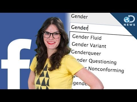 Facebook Added 50 New Gender Options!