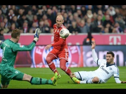 FC Bayern München : FC Schalke 04 - 1. März - Bundesliga 23.Spieltag [FIFA 14 Prognose]