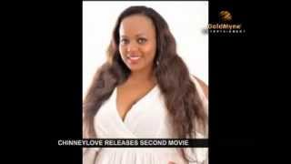 ACTRESS CHINNEYLOVE RELEASES SECOND MOVIE