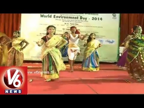 World Environment Day 2014 Celebrations in Hyderabad
